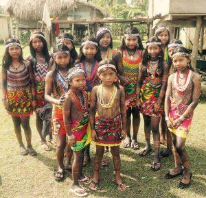 Jagua Indianer natürlich